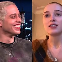 'SNL' Star Pete Davidson and 'Bridgerton' Actress Phoebe Dynevor Linked by 'PD' Pendants